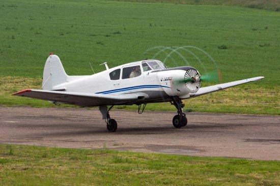 Полет на самолете ЯК 18Т в Николаеве