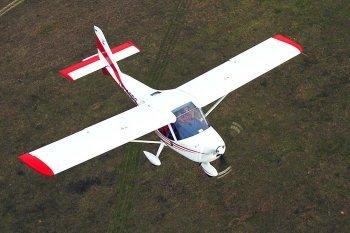 Полет на самолете K10 Запорожье