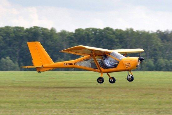 Полет на самолете А32 Житомир
