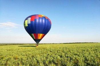 Політ на повітряній кулі Запоріжжя